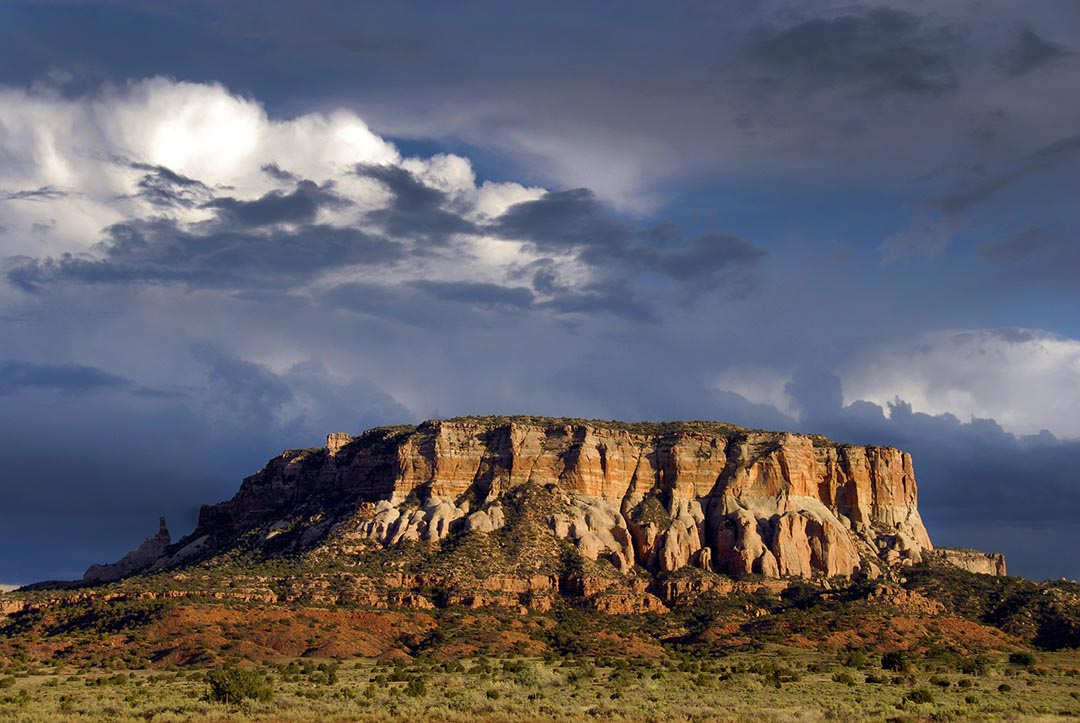 Desert Mesa Native American Heritage Month New Mexico